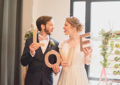 Shooting inspiration mariage champêtre