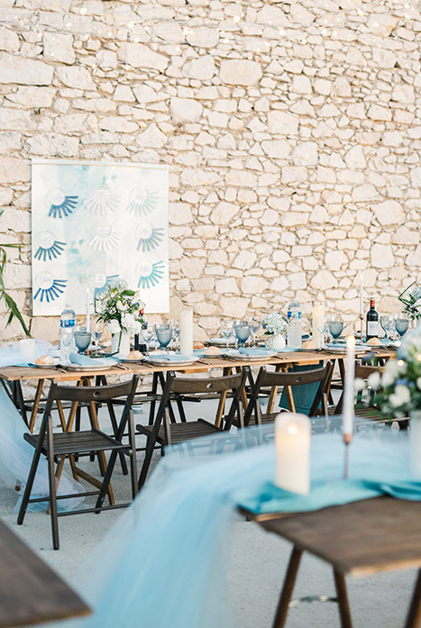 Plan de table plexiglass de mariage